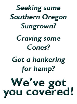 Buy Oregon Marijuana and Hemp Inventory - Green Rush
